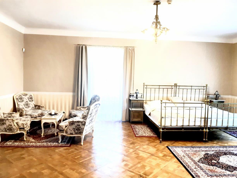 romanticky historicky apartman kastiel topolcianky