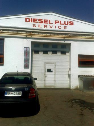 diesel plus nitra