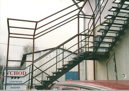 ocelove schody benfi nitra