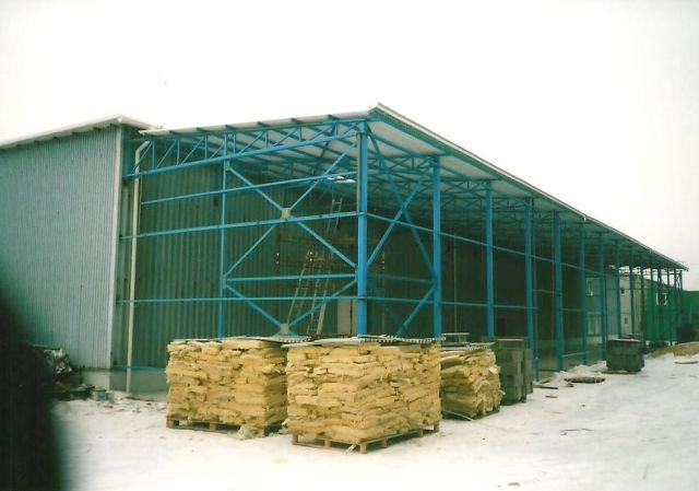 montaz a servis ocelovych konstrukcii benfi nitra