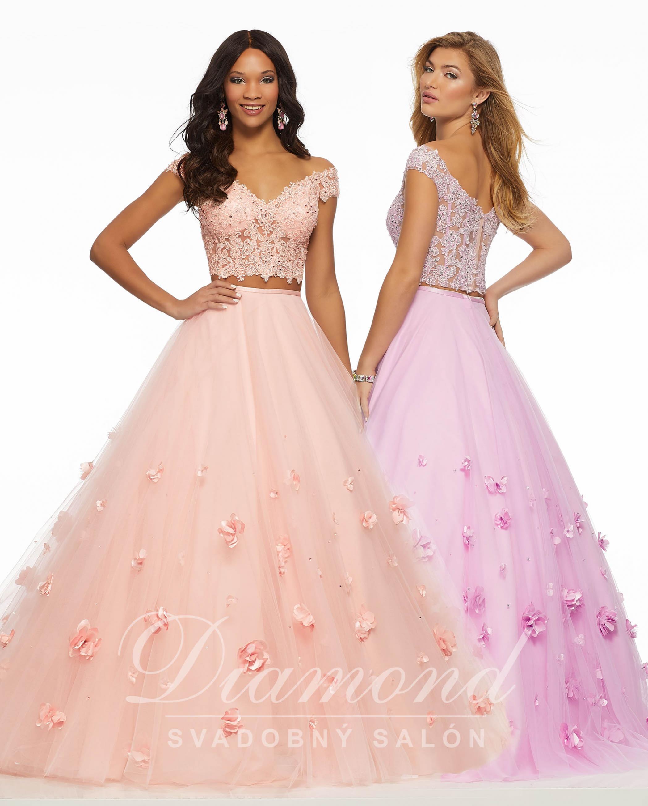 Diamond svadobný salón - šaty na stukovú