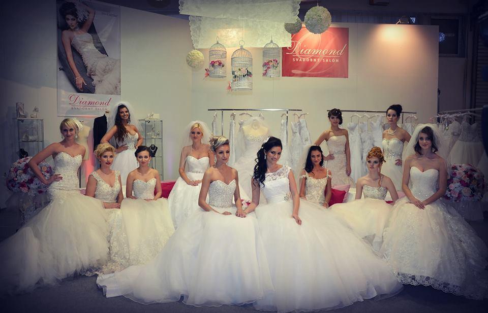svadobné šaty DIAMOND Nitra