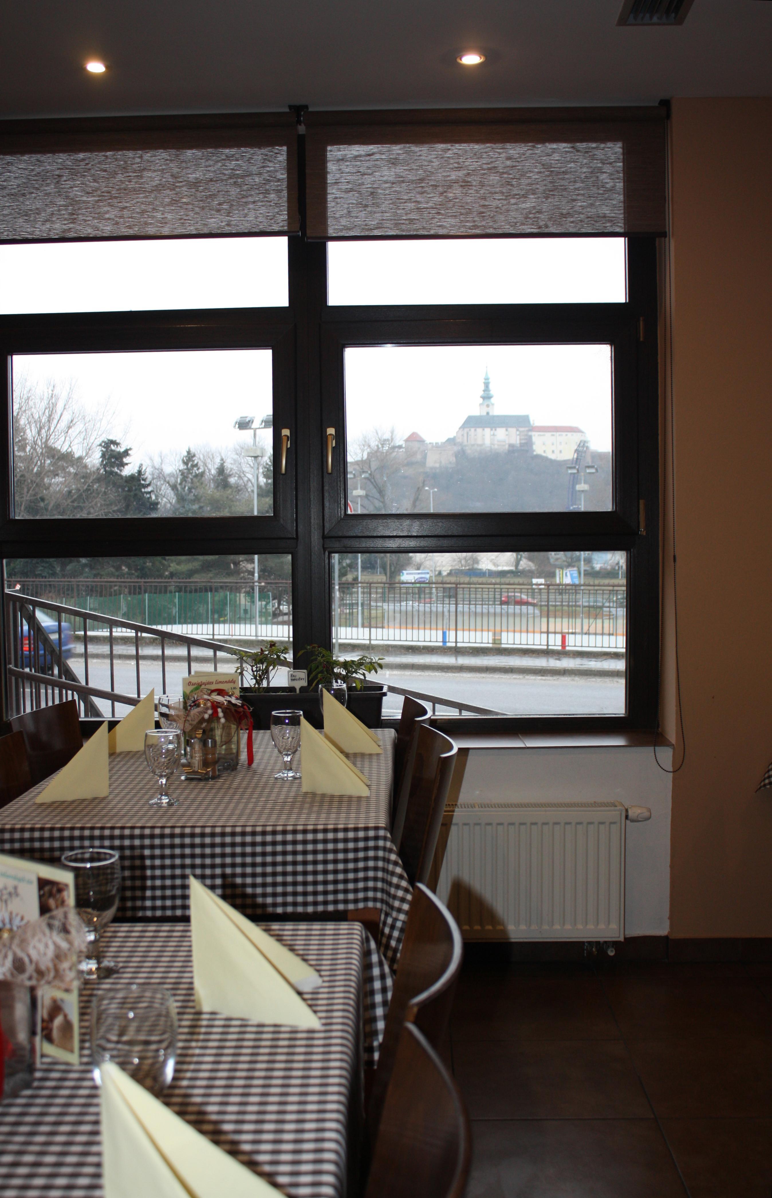 reštaurácia výhľad nitra