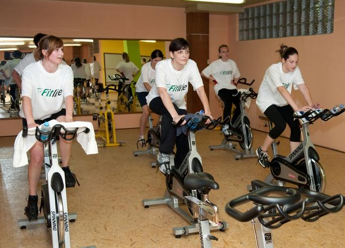 spinning fitlife nitra