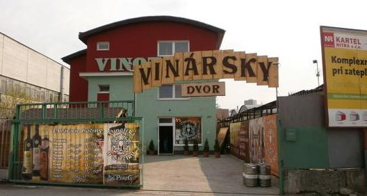 vinarstvo u baretku nitra