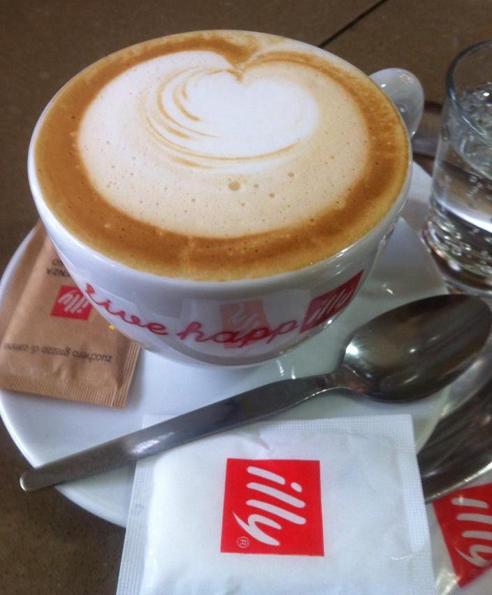 kaviareň caffe platan nitra