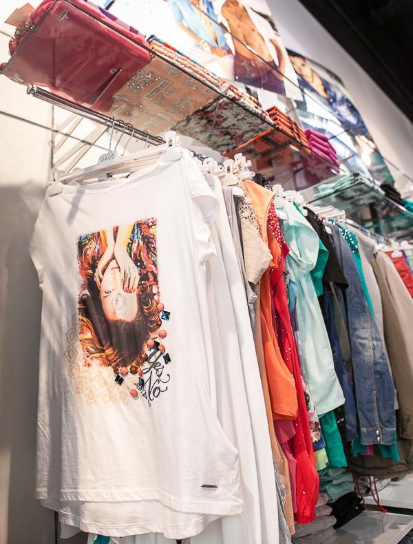 značkové odevy gaudi, kocca, versace jeans nitra