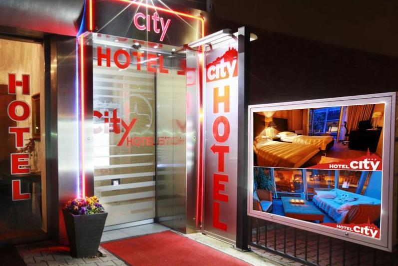 Hotel City Nitra