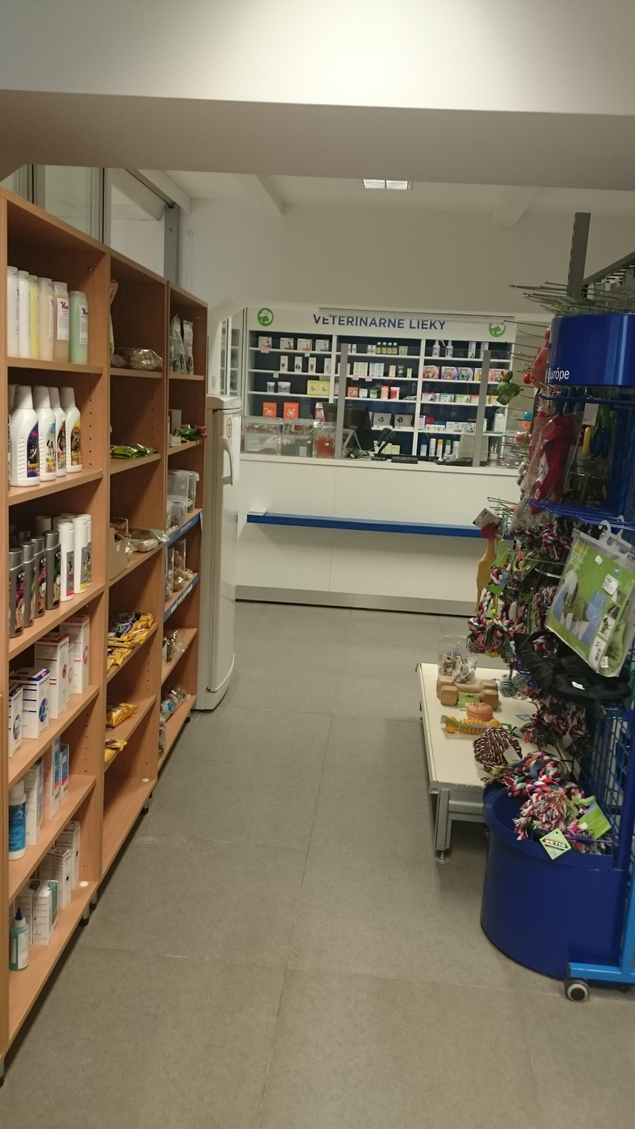 lieky pre zvierata lekaren zdneka nitra