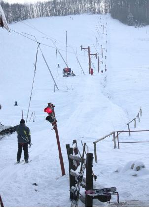 ski blanc ostr� gr�� koll�rov�