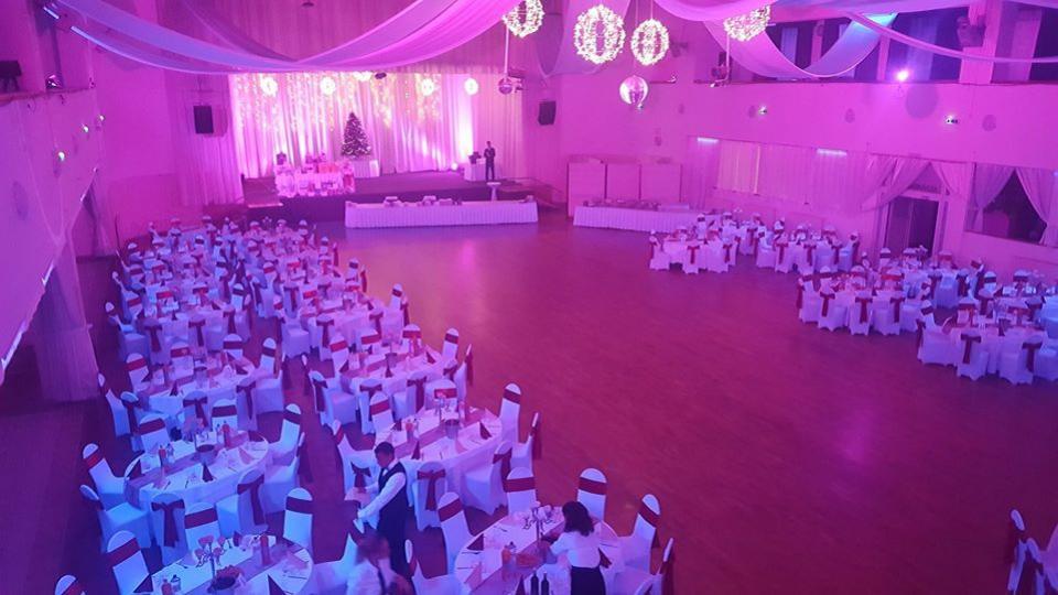 PKO Nitra spoločenské oslavy svadby firemné akcie