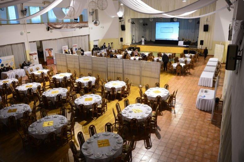 PKO Nitra konferencie školenia firemné akcie spoločenské udalosti
