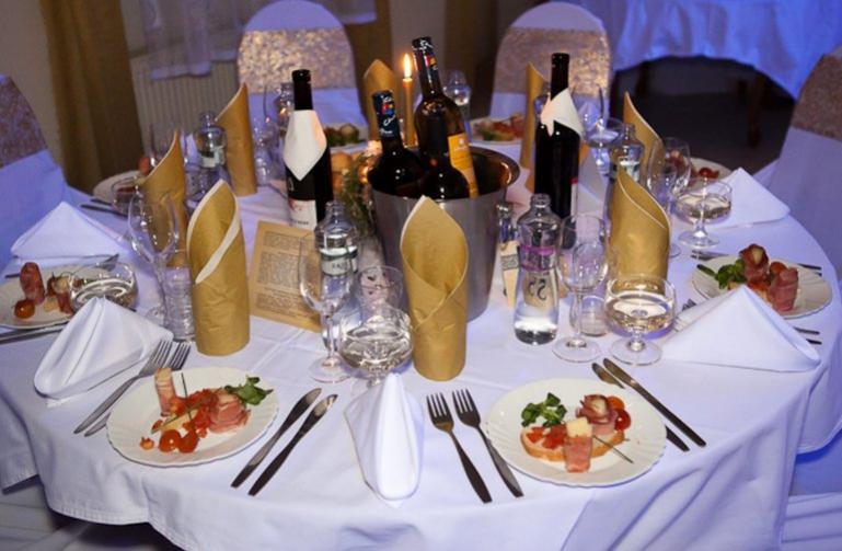 PKO Nitra oslavy svadby konferencie catering