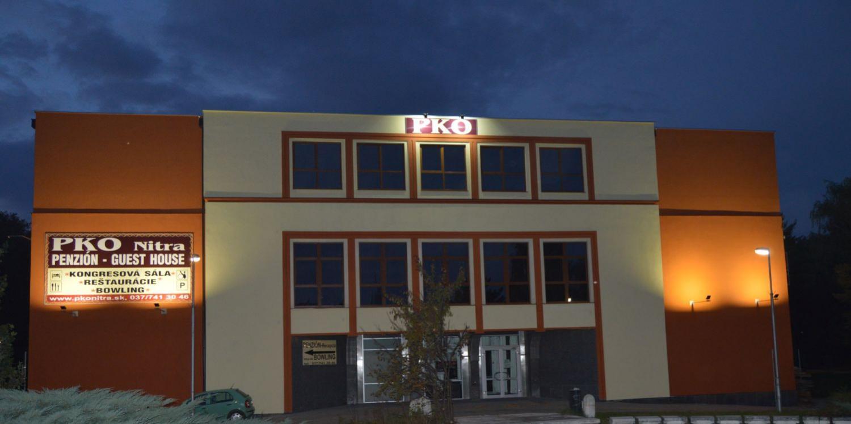 PKO Nitra - ubytovanie