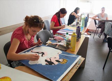 sukromna stredna umelecke skola nitra