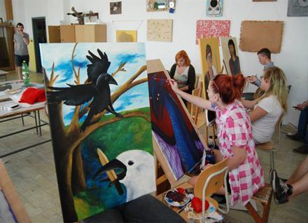 sukromna stredna umelecka skola nitra