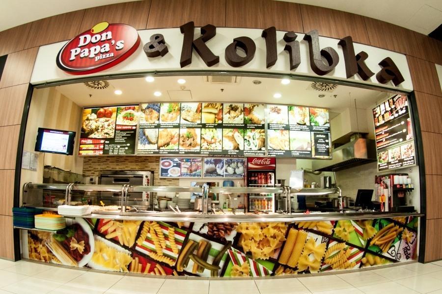 Don Papa´s Pizza & Kolibka
