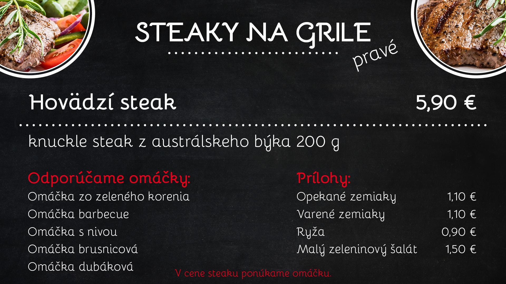 reštaurácia grill house nitra