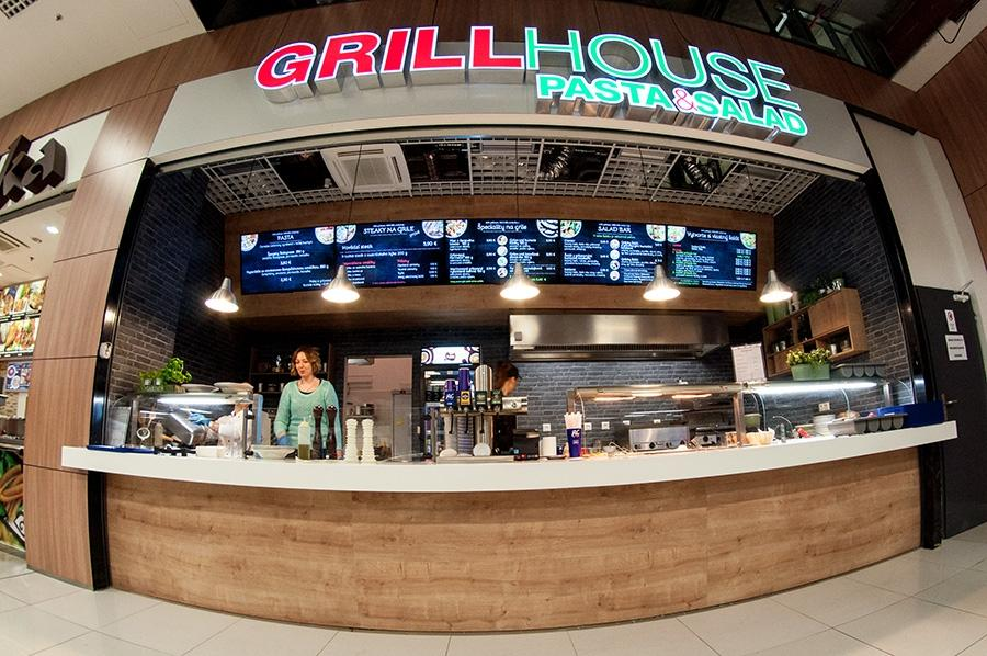 Reštaurácia GrillHouse Nitra