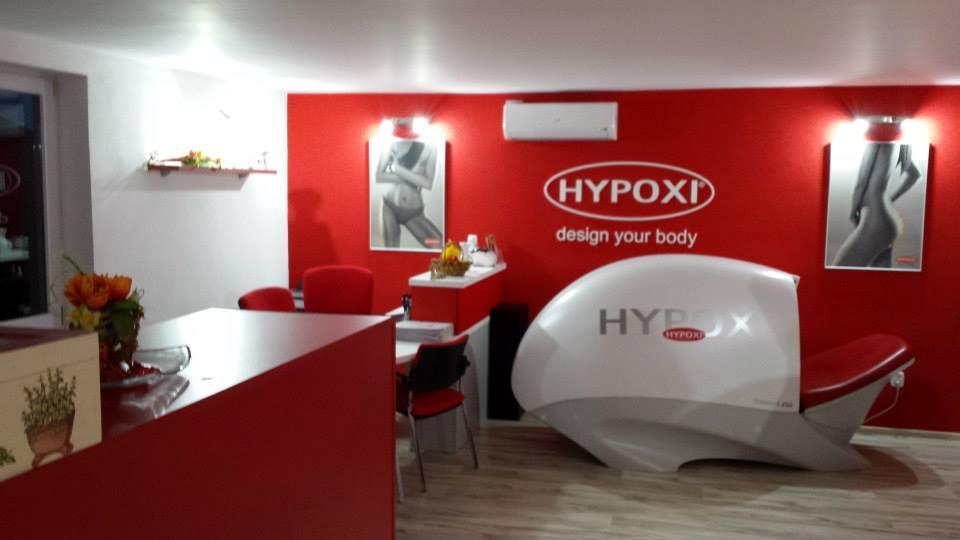 Hypoxi štúdio Nitra