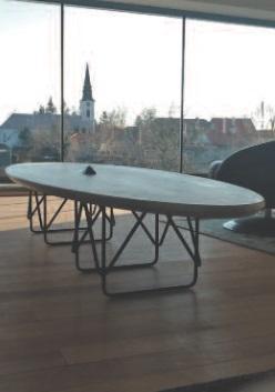 stôl provensálsky štýl Merlin Mojjmírovce