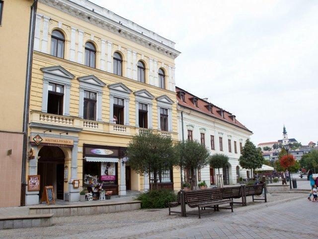 Keltský gril Nitra