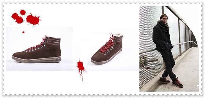 štýlové topánky nitra
