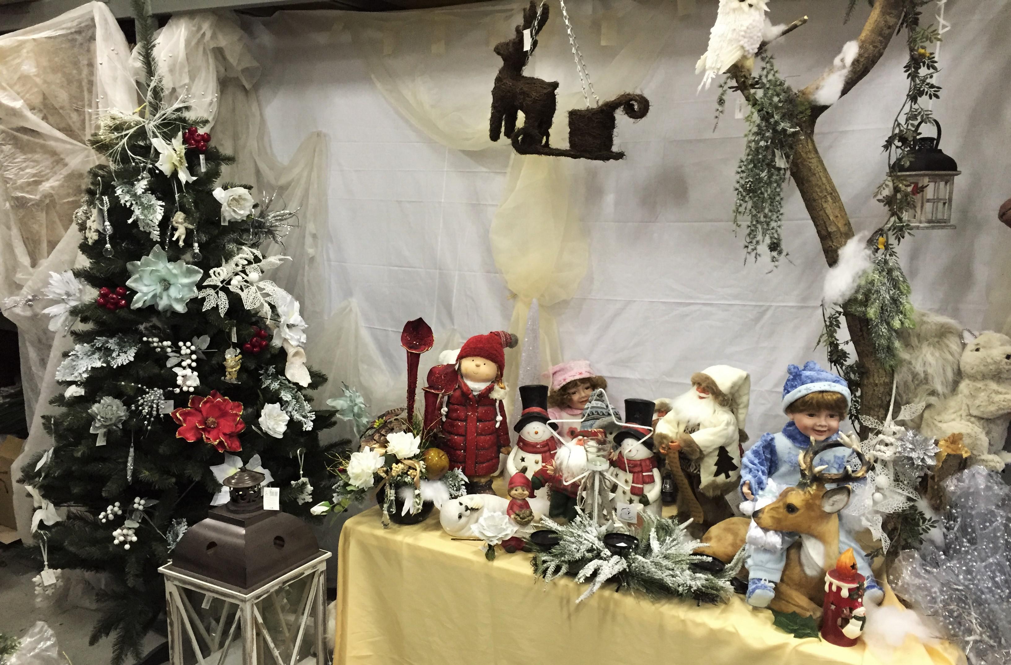 doplnky vianočné nitra