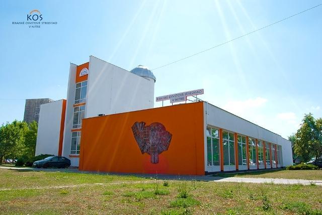 Krajské osvetové stredisko v Nitre