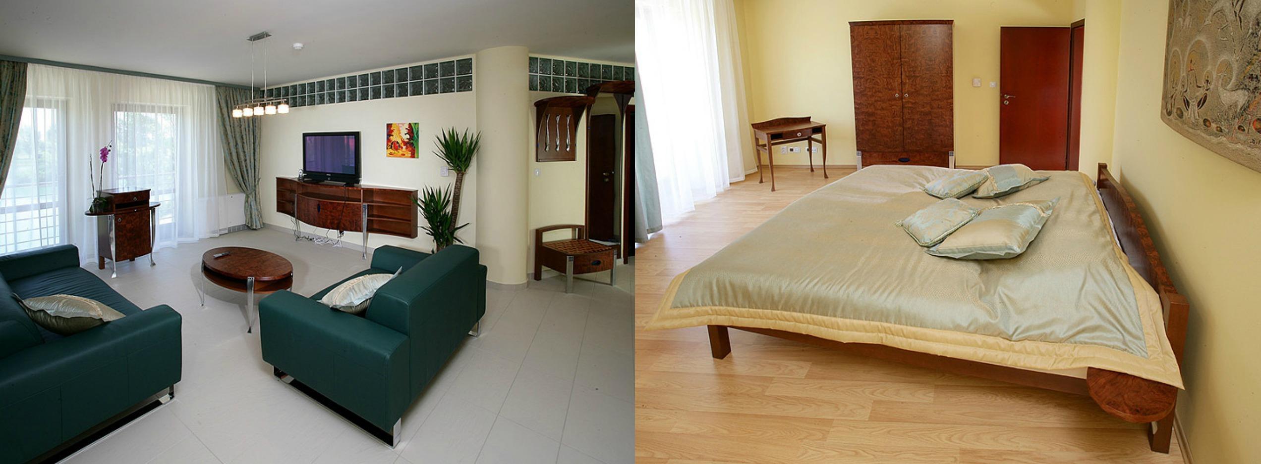luxusné ubytovanie