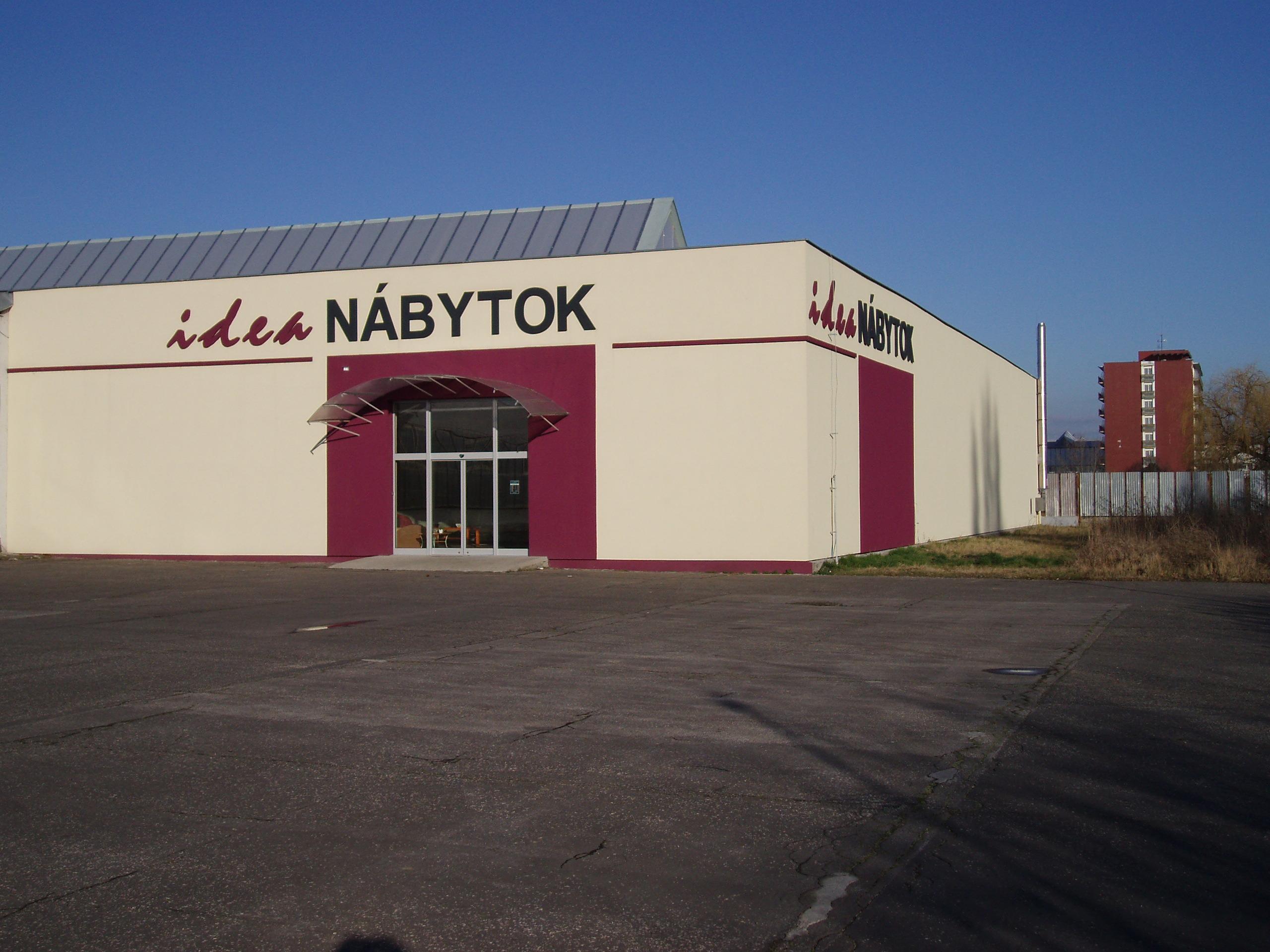 IDEA NÁBYTOK Nitra