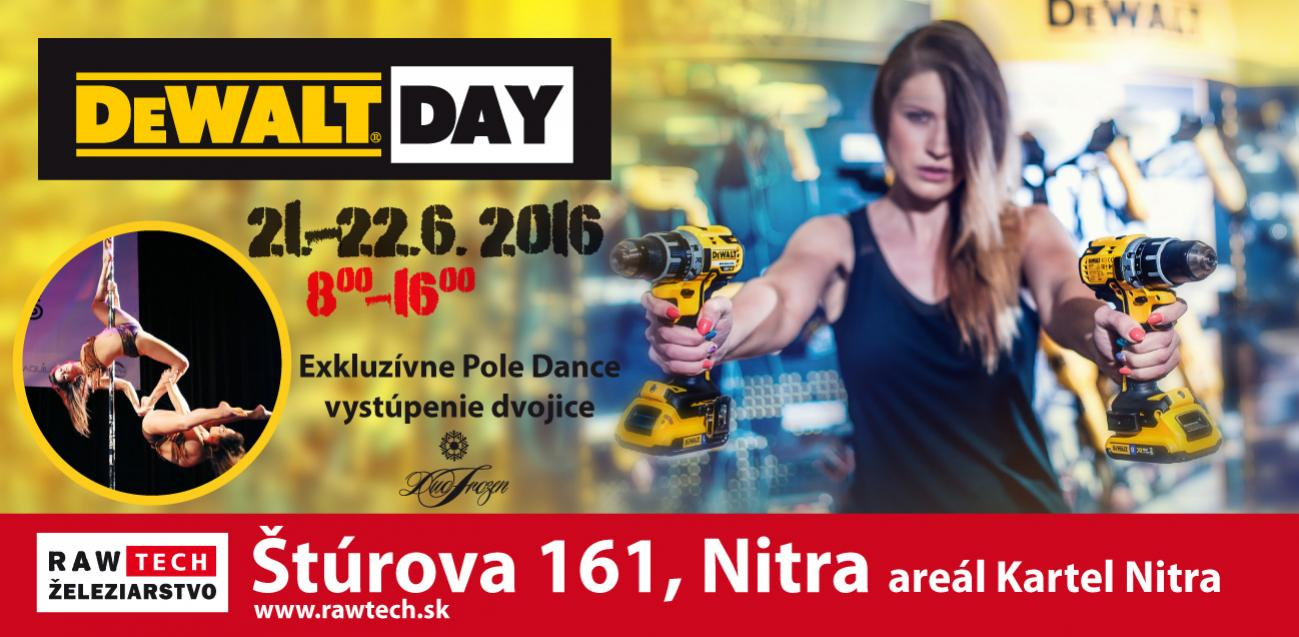 dewalt day