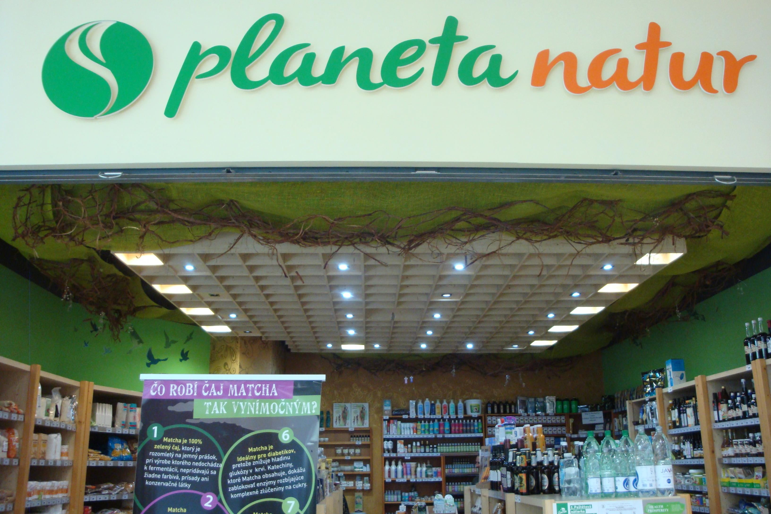 planeta natur nitra
