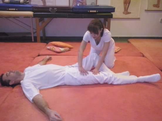masírovanie nitra - thajská masáž