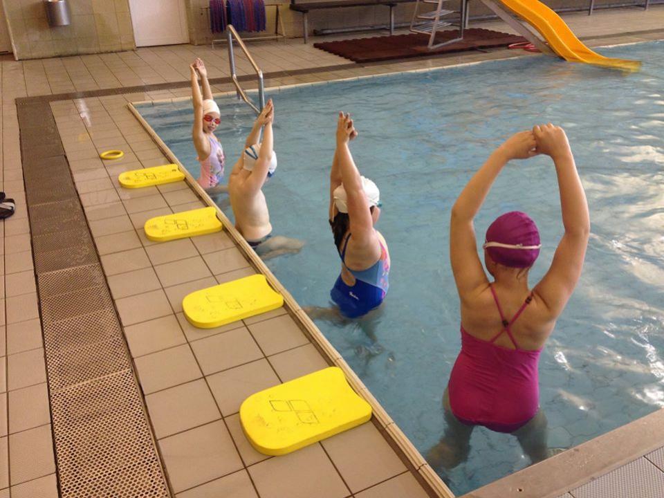 plavecký kurz pre deti nitra šebo