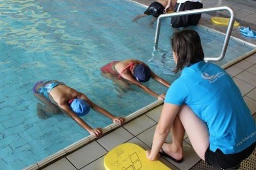 balance plávanie mestská plaváreň nitra