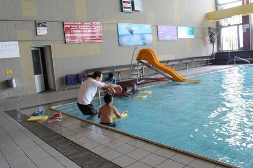 výučba plávania nitra šebo