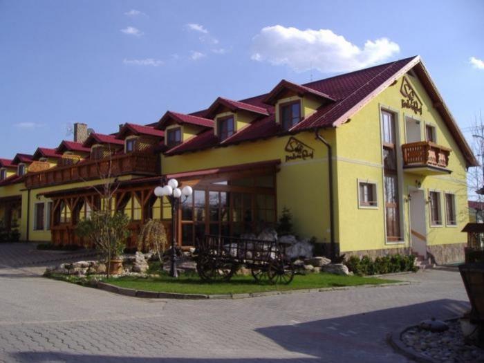 reštaurácia a penzión salaš cabaj
