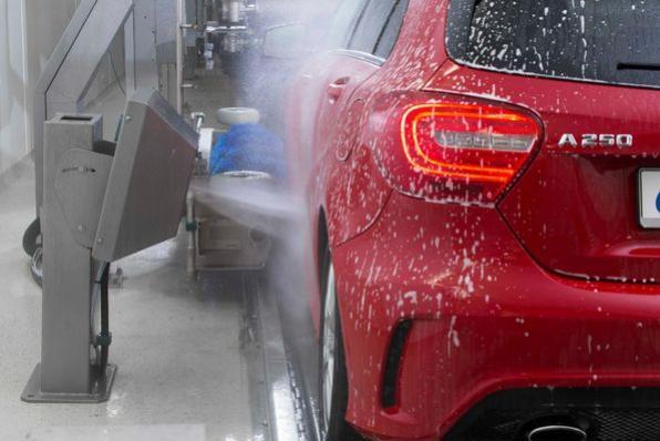 kvalitne umytie auta nitra