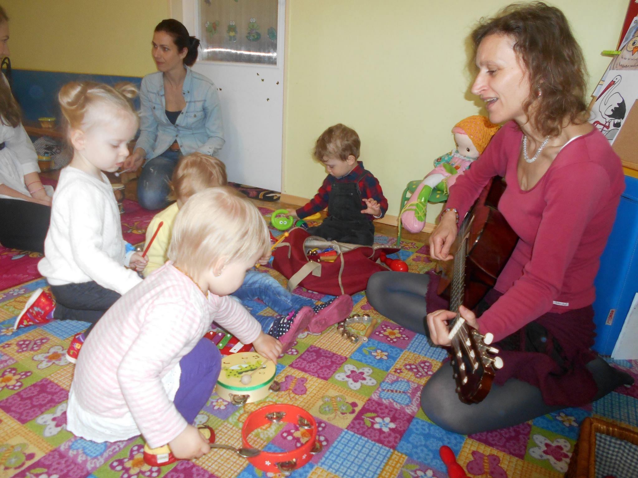 hudba pre deti nitra