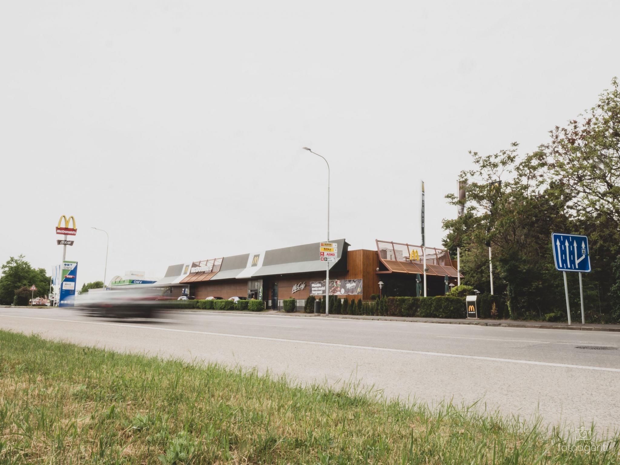 McDonald's na Bratislavskej ceste v Nitre