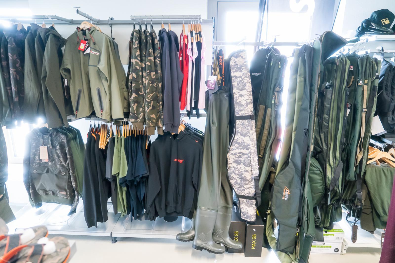 Rybarsky odev Nitra