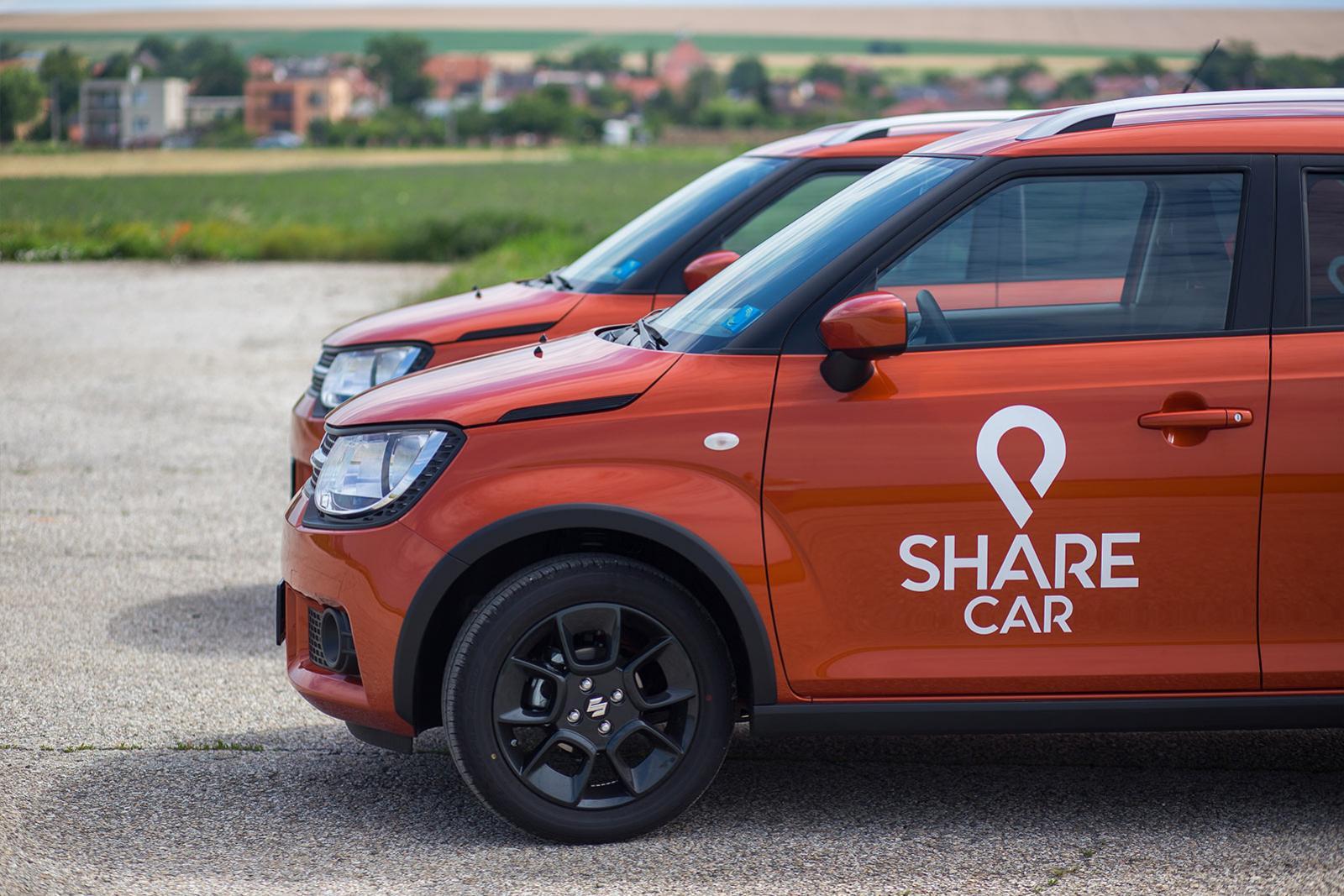 share car nitra
