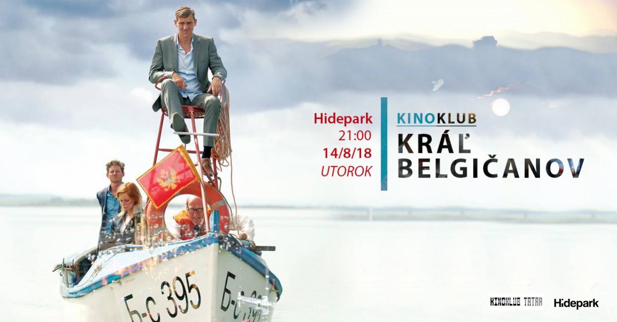 kral belgicanov kino nitra