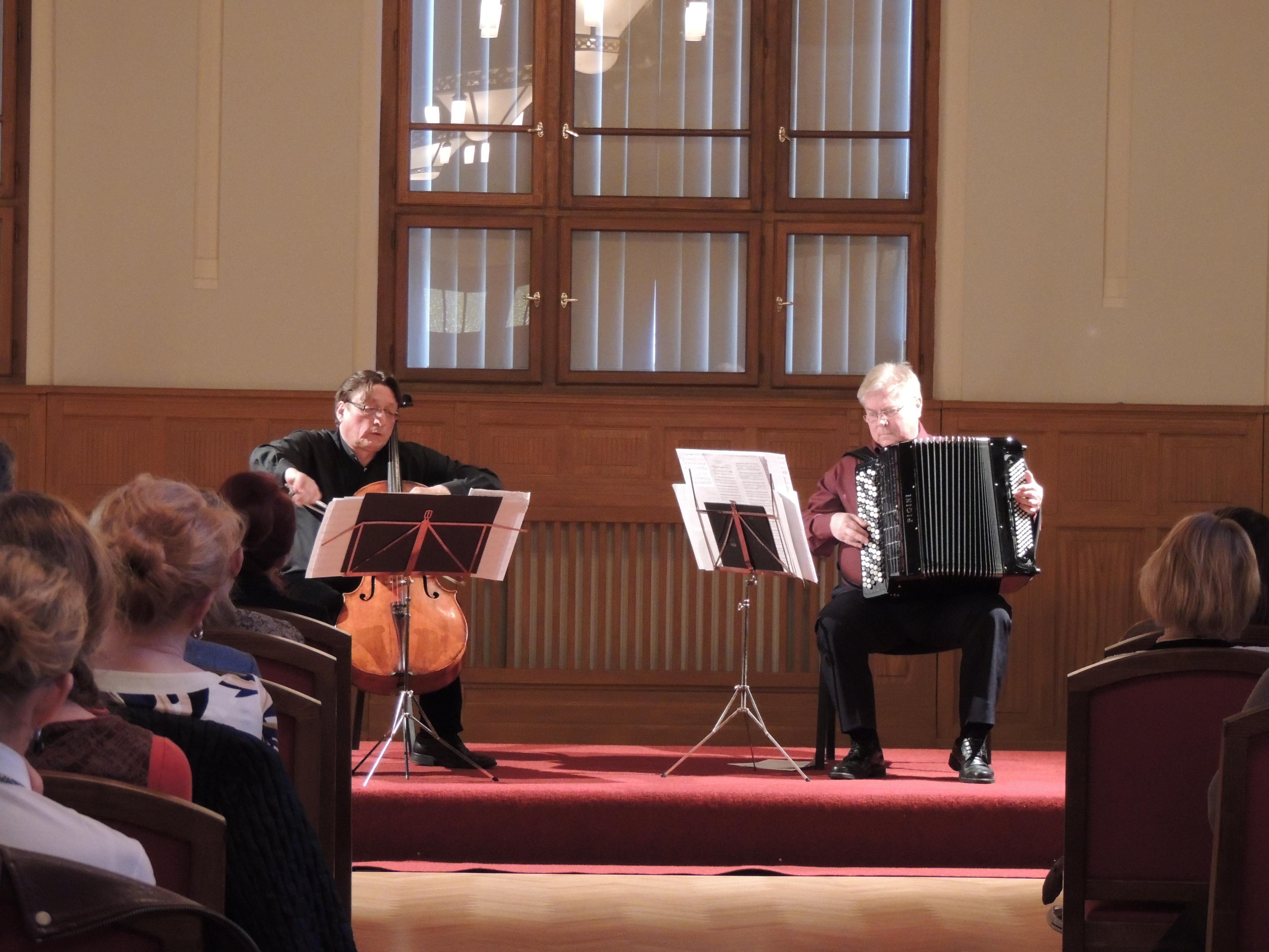 Galéria Hudby - Cyklus komorných koncertov