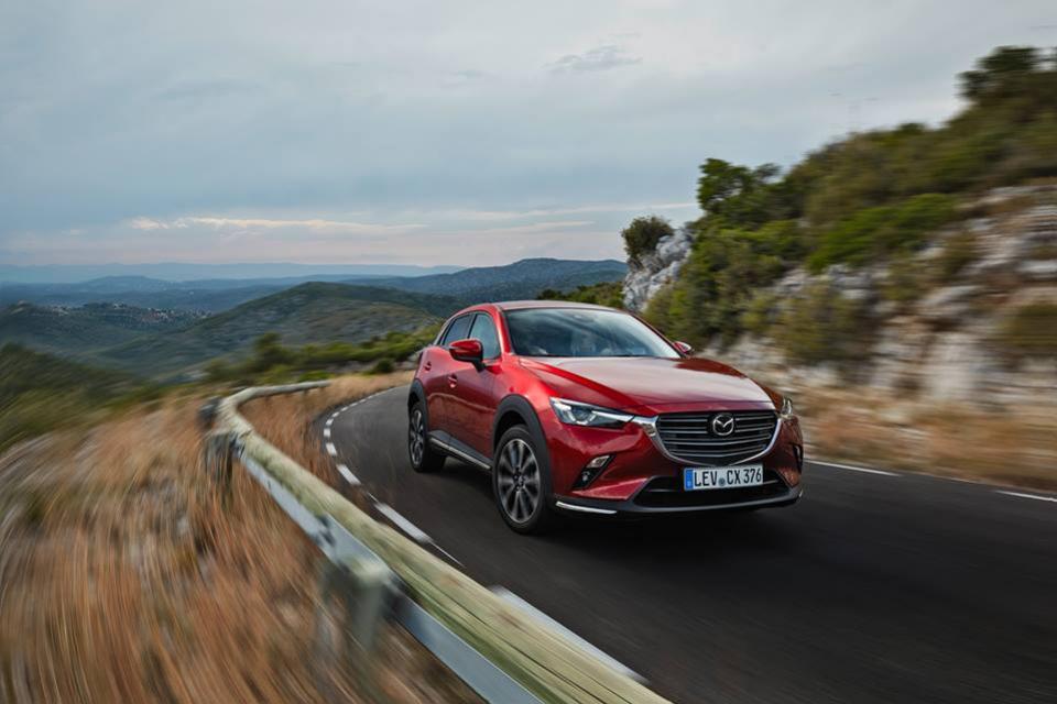 Mazda 6  s duchom pohybu