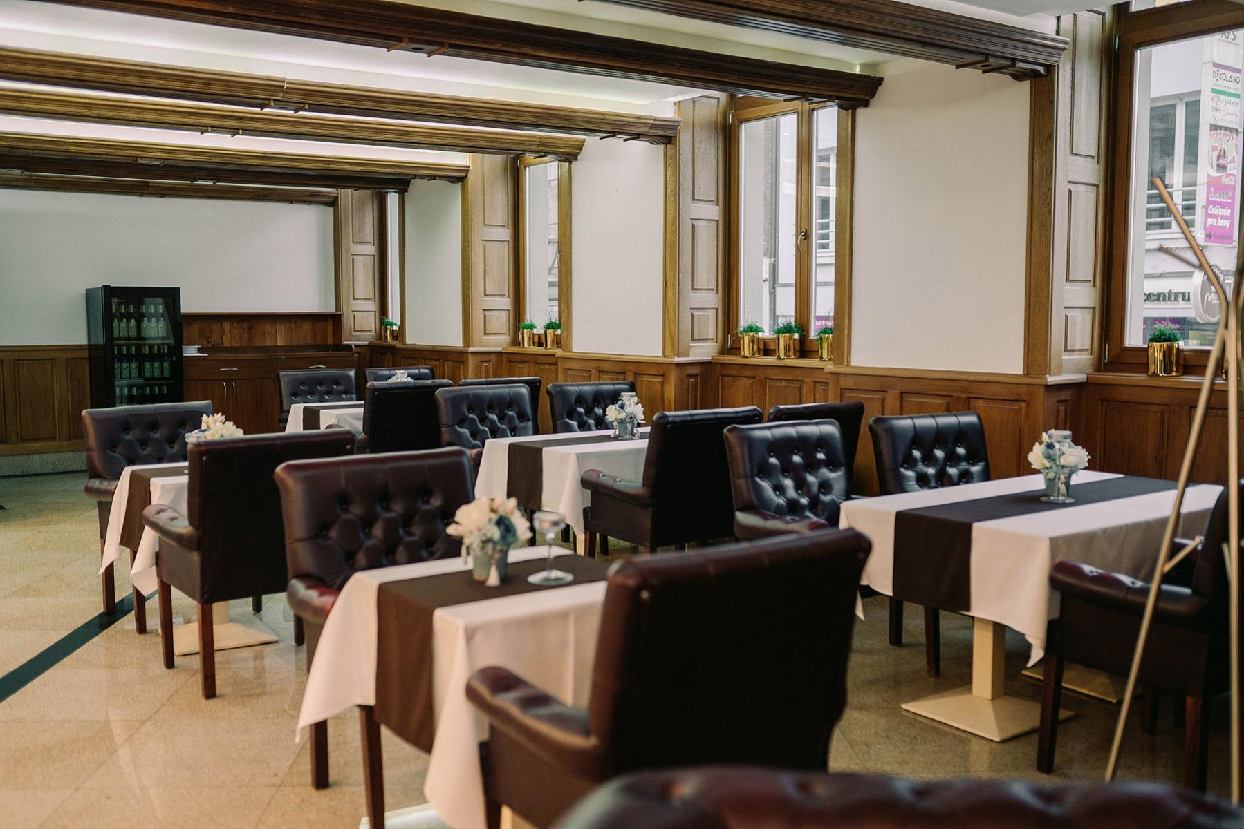 Grand Hotel Sole**** štýlová reštaurácia