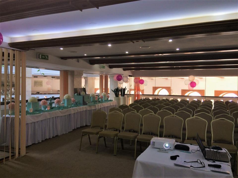 Konferenčná miestnosť v Grand Hotel Sole****