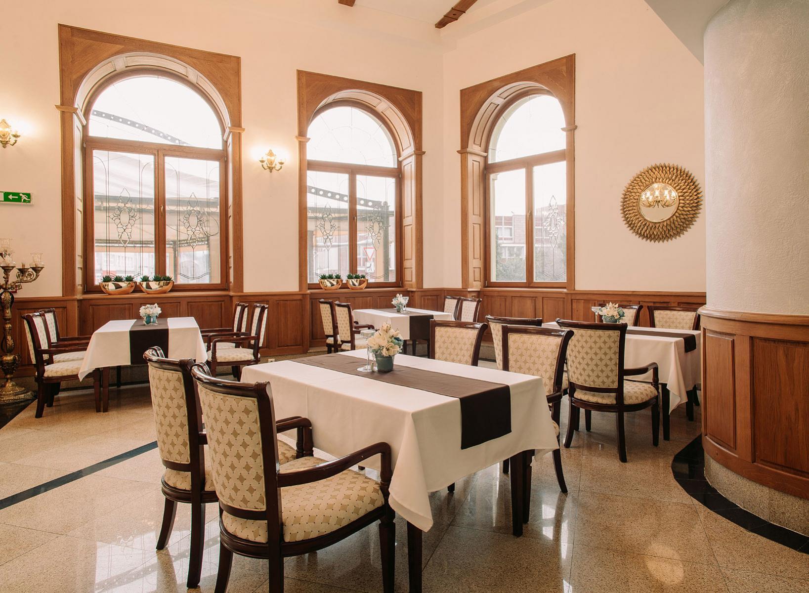Reštaurácia Grand Hotel Sole***