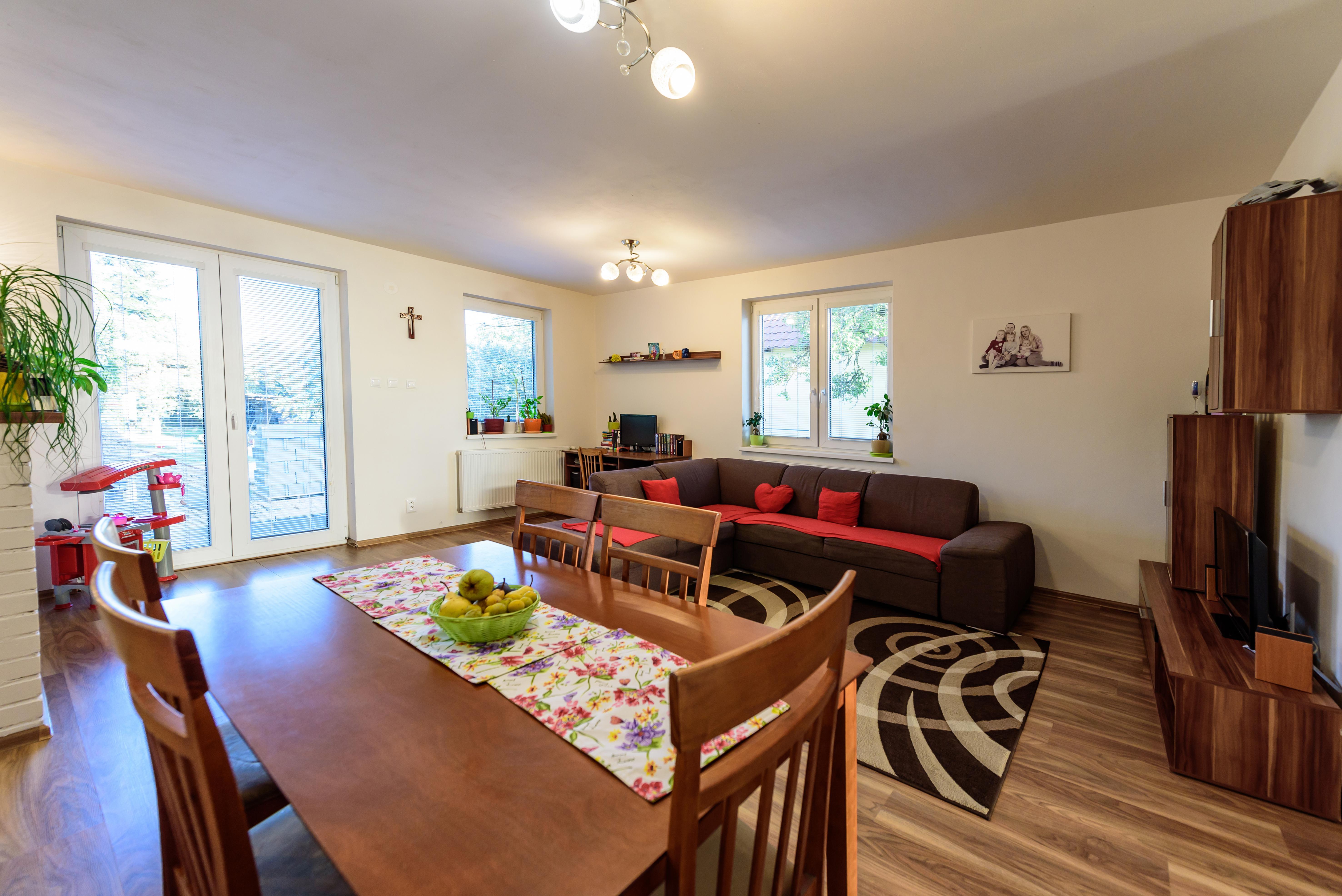 ekonomické stavby - rodinný dom